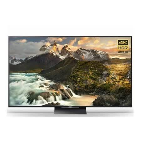 【SONY】75吋4K智慧型液晶電視 KD-75Z9D (含視訊盒)