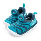 NIKE 中童鞋 毛蟲鞋 NIKE DYNAMO FREE (TD)綠-343938420