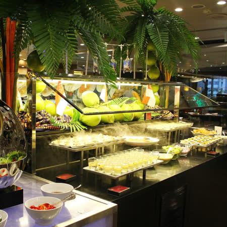 【電子票券】台北遠東飯店6F遠東CAFÉ自助式吃到飽午或晚餐券(假日+200)