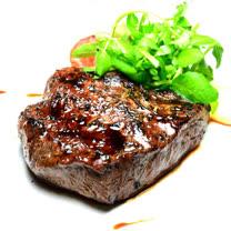 【電子票券】台北君品酒店6F茶苑2人平日頂級牛排吃到飽午或晚餐券