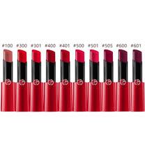 GIORGIO ARMANI 奢華訂製緞光水唇膏3g 多色可選 國際限定版