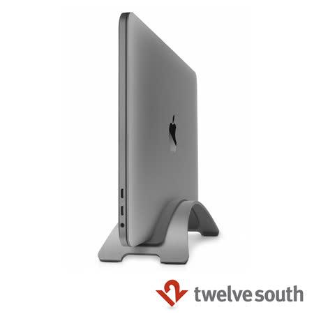 Twelve South BookArc 直立式筆電座 for MacBook Air/Pro/Retina (太空灰)