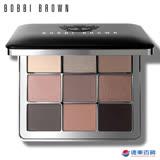 BOBBI BROWN 芭比波朗 訂製燦棕眼彩盤(遠東百貨獨家優惠組)