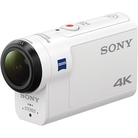 SONY FDR-X3000 4K防水攝影機(公司貨) 送專用電池+專用座充+32G高速卡+吹球清潔組
