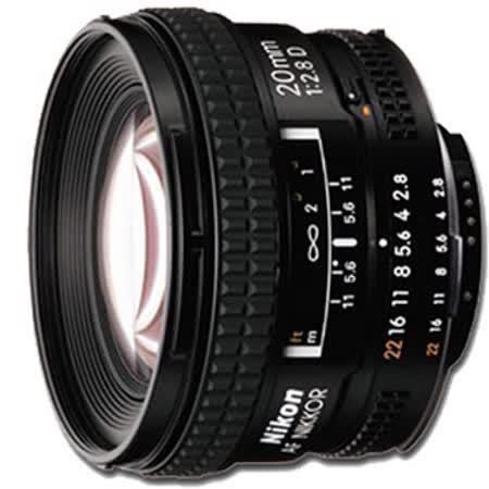 Nikon AF 20mm f/2.8D (公司貨)