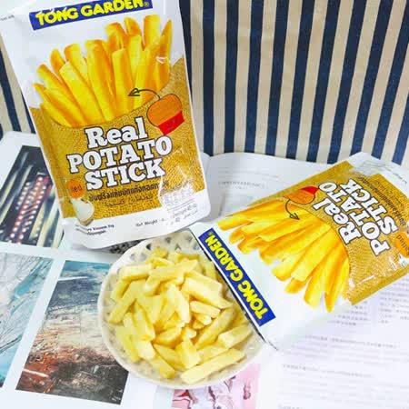 【TONG DARDEN】馬鈴薯薯條