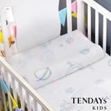 【TENDAYS】太空幻象嬰兒護脊枕(0-4歲)+寶寶有機棉手套&腳套