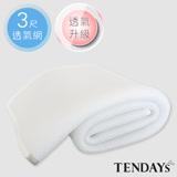 【TENDAYS】立體蜂巢透氣網(標準單人床墊用)