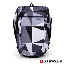 AIRWALK - 顛倒世界幾何至上後背包