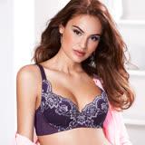 【黛安芬】超值美選包覆B-E罩杯內衣(氣質紫)