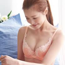 【蕾黛絲】超值嚴選仲夏之戀 B-F罩杯內衣(甜蜜橘)