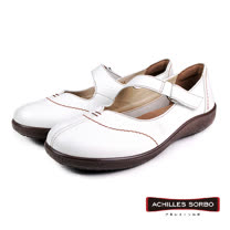 【Achilles SORBO】輕量休閒娃娃鞋  白色(SRL1760-OW)