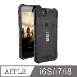 UAG iPhone 7/8 耐衝擊保護?-透黑