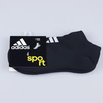 adidas T CORPLINER 3PP 愛迪達 基本款短襪 專業運動襪 -616354