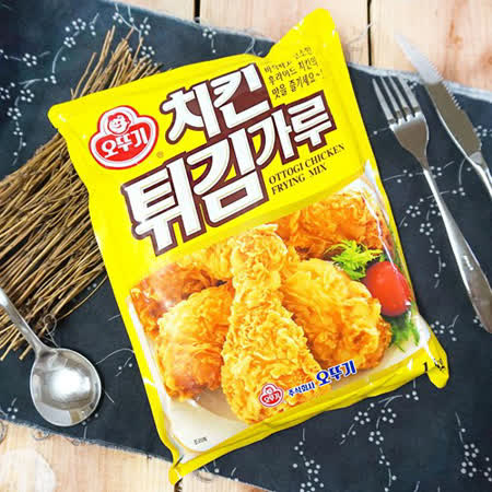 【OTTOGI】韓國不倒翁 炸雞粉