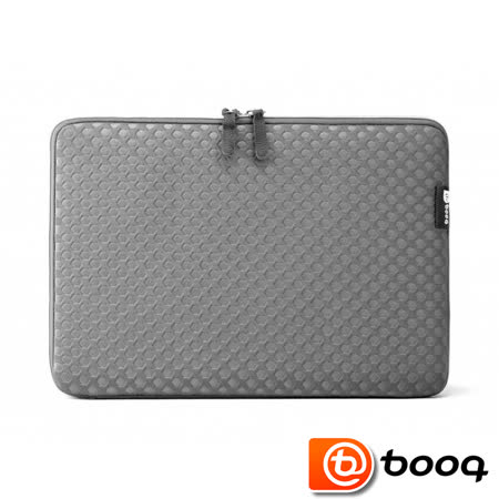 Booq Taipan SpaceSuit MacBook Pro 15 吋 (USB-C) 太空保护套 - 银河灰