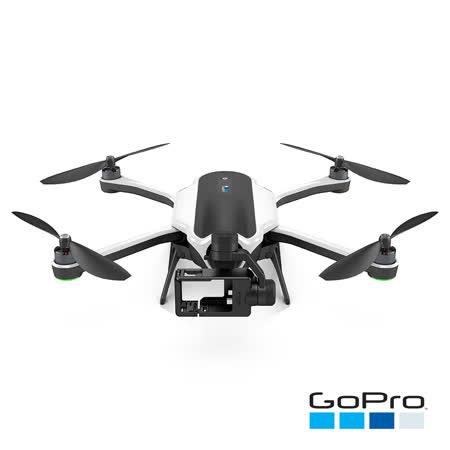 【GoPro】KARMA 空拍機+HERO6 Black相機組(含HERO5 Black轉接外框)(忠欣公司貨)