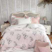 BBL<BR>100%精梳棉兩用被床組(雙人)