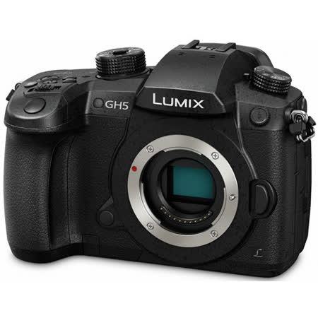 Panasonic LUMIX GH5 單機身*(平輸)-送64G-C10記憶卡+副電+單眼相機包+YINGNUOST三維雲檯全景航空鋁合金腳架BY-668+大吹球+細毛刷+拭鏡布+清潔液組+保護貼