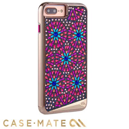 美國 Case-Mate iPhone 8 Plus/7 Plus Brilliance Brooch 寶石胸針水鑽時尚防摔手機保護殼