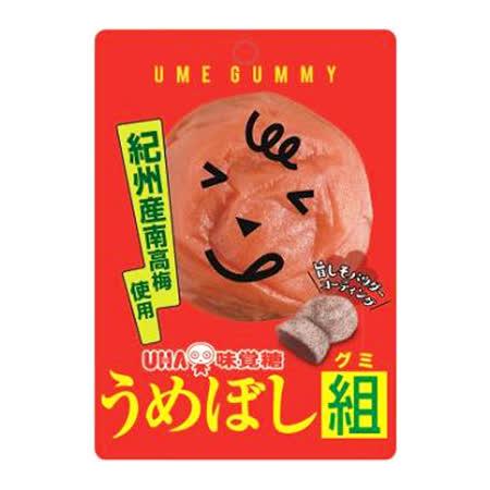 日本味覺糖 梅子軟糖40g