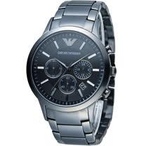 ARMANI 亞曼尼  Classic 時尚計時腕錶 AR2453