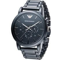 ARMANI 亞曼尼 Classic 英倫簡約風計時腕錶 AR1895