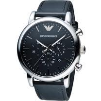 ARMANI 亞曼尼  Classic 簡約風計時腕錶 AR1828