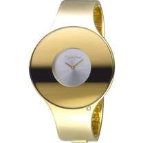 Calvin Klein Seamless 魔幻個性時尚手環錶 K8C2S516 (S)