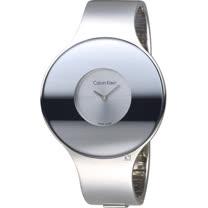 Calvin Klein Seamless 魔幻個性時尚手環錶 K8C2S116 (S)