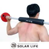 【Solar】舉重護肩頸墊