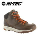 HI-TEC英國生活防水輕量中筒靴(女)O006315041(咖啡)