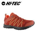 HI-TEC英國深紋大底休閒運動鞋(男)O005000042(紅)
