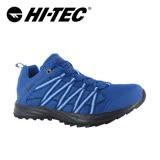 HI-TEC英國深紋大底休閒運動鞋(男)O005000035(藍)