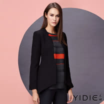 【YIDIE 衣蝶】立體剪裁造型西裝外套