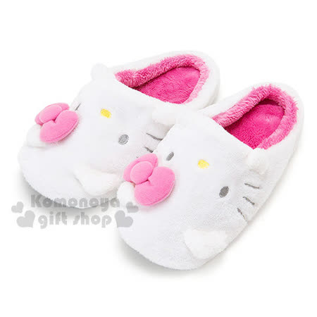 Hello Kitty 造型絨毛室內鞋
