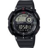 CASIO 卡西歐 SPORTS GEAR 戶外運動錶-黑 SGW-600H-1BDR