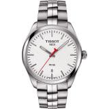 TISSOT天梭 PR100 NBA特別版女錶-銀/33mm T1012101103100