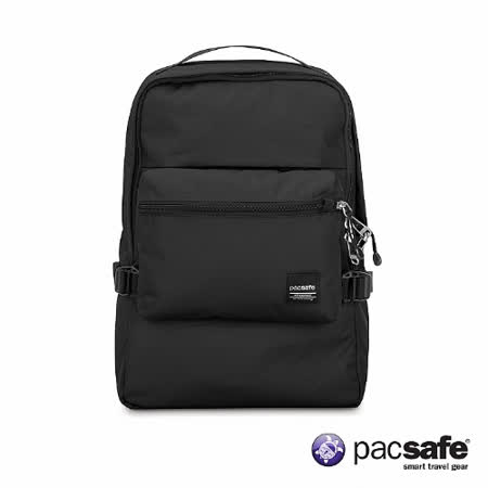 Pacsafe SLINGSAFE LX350 多功能子母防盜背包(16L) (黑色)
