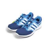(男) ADIDAS Galactic Elite M Textile 限定版舒適跑鞋 藍 BB0596 男鞋 鞋全家福