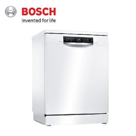 BOSCH 博世家電 獨立式洗碗機 SMS68IW00X(13人份)