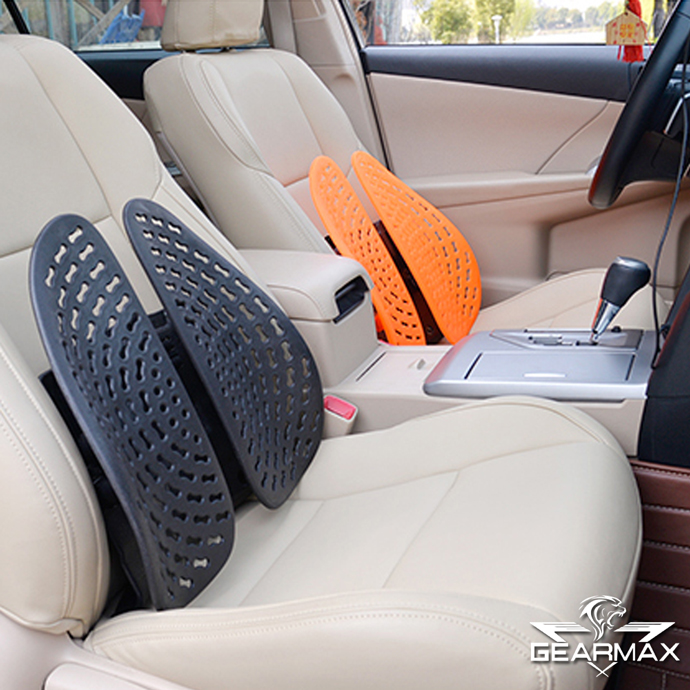 ~汽車雙背腰靠 車用護腰墊 辦公室腰靠  CAR012  1入組
