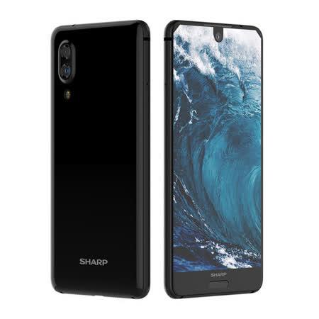 夏普SHARP AQUOS S2 全螢幕手機 - 5.5吋全螢幕4G + 3G 雙卡雙待