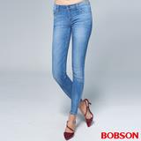 BOBSON 女款1971日本黑標大彈力窄管褲(BSL001-FE)