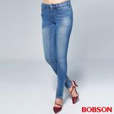 BOBSON 女款1971日本進口黑標保暖褲(BSR008-NB)
