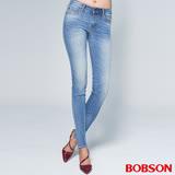 BOBSON 女款1971日本進口黑標彈性褲(BSR014-NS)
