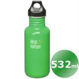 美國 Klean Kanteen 不銹鋼瓶 18oz / 532ml # K18CPPL-OG (花園綠)