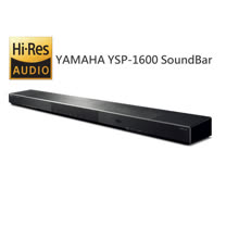 YAMAHA 5.1聲道無線家庭劇院 SoundBar YSP-1600 支援MusicCast