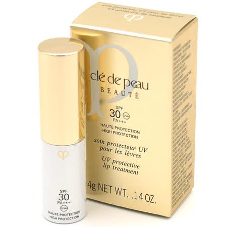 cle de peau BEAUTE肌膚之鑰 無齡光采防曬護唇膏SPF30PA+++(4g)
