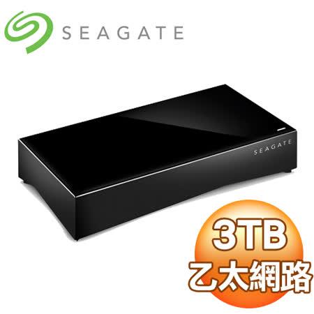 Seagate希捷 3TB Personal Cloud 網路硬碟
